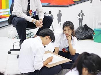 """สาขาวิชาออกแบบตกแต่งภายในและนิทรรศการ จัด """"โครงการสัมมนาและปรับพื้นฐานด้านการออกแบบ ครั้งที่ ๗"""" ประจำปีการศึกษา 2560"""